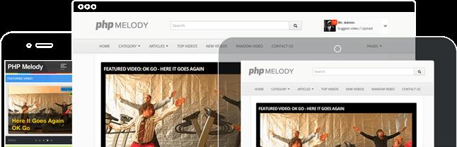 PHPMelody