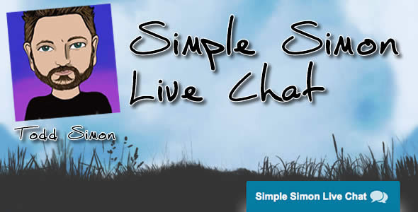 افزونه پیشرفته چت وردپرس Simple Simon Live Chat