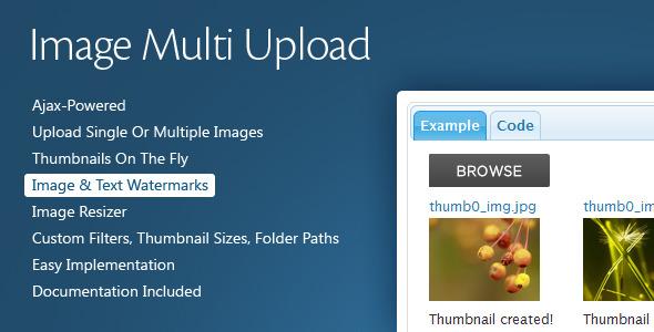 Image Multi Upload