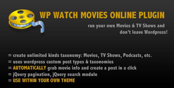 WP Watch Movies