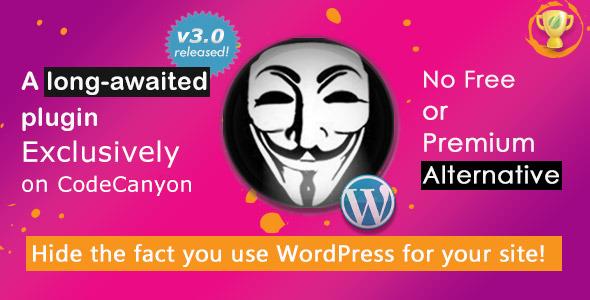 دانلود افزونه امنیتی وردپرس Hide My WP v3.0