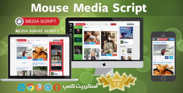 Mouse Media Script