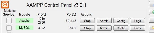 آموزش نصب وردپرس روی لوکال هاست توسط xampp