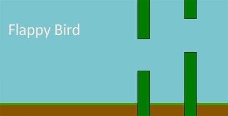 دانلود اسکریپت بازی سرگرم کننده پرنده رها Flappy Bird