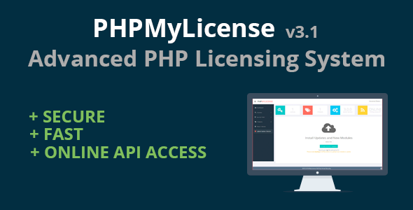 اسکریپت ساخت لاینسس PHP با PHPMyLicense نسخه 3.1.5