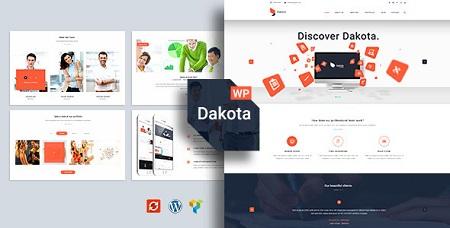 Dakota  نام یک پوسته چند منظوره و شرکتی کارآمد و بسیار زیبای