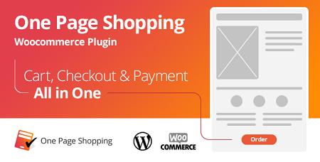 WooCommerce One Page Shopping افزونه کاربردی ووکامرس