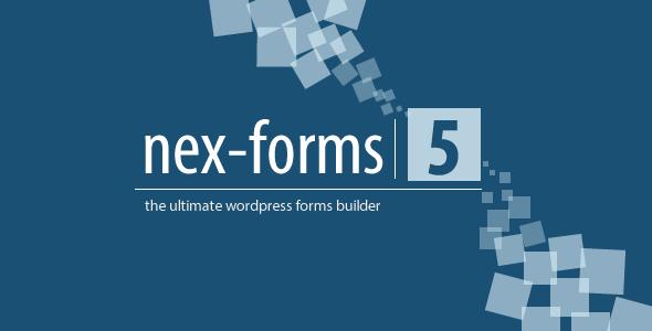 NEX-Forms نام یک افزونه کاربردی فرم ساز برای وردپرس