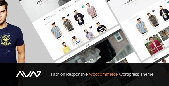 Avaz v1.1 - Fashion Responsive WooCommerce WordPress Theme