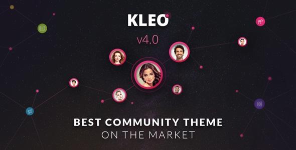 KLEO v4.0.7 – Next level WordPress Theme