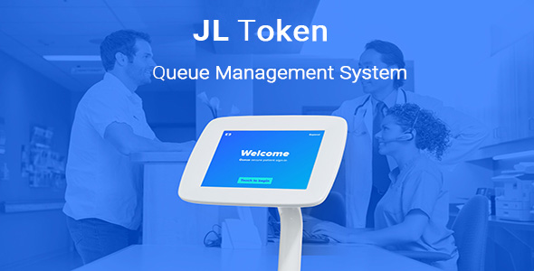 دانلود نسخه آخر CodeCanyon – JL Token v2.1.0 – Queue Management System