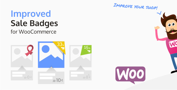 Improved Sale Badges for WooCommerce v3.3.1