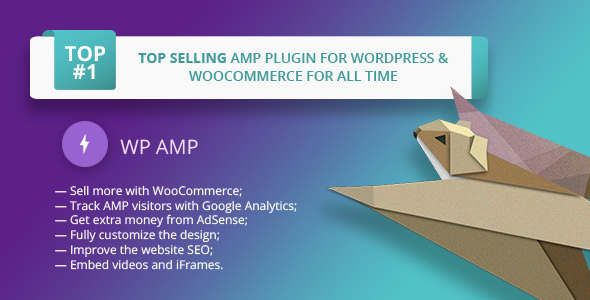 WP AMP v9.1.3 - Accelerated Mobile Pages