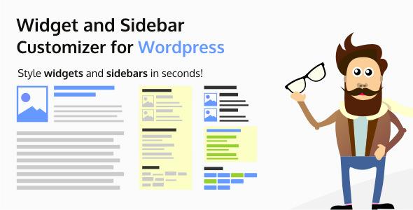 Widget and Sidebar Customizer for WordPress v2.0.3