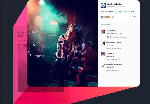 دانلود WordPress Facebook Plugin v1.9.4 – Facebook Feed Widget