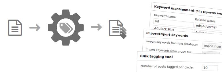 آموزش ساخت اتوماتیک برچسب نوشته با افزونه Automatic Post Tagger