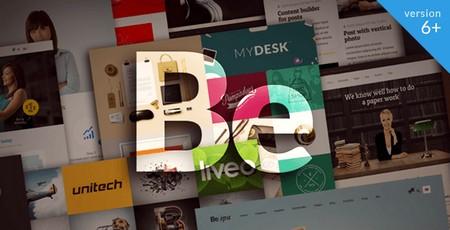 دانلود قالب 38 منظوره Betheme نسخه 6.0 برای وردپرس