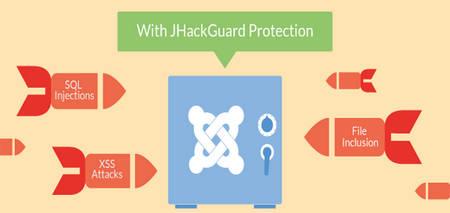 دانلود پلاگین امنیتی jHackGuard نسخه 2 برای جوملا