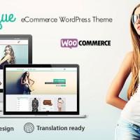 قالب فروشگاهی بسیار زیبای ووکامرس La Boutique v1.4
