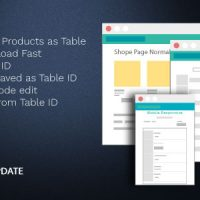 دانلود افزونه Woo Product Table Pro v4.1 – Making Quick Order Table