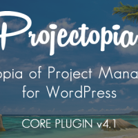 دانلود افزونه Projectopia WP Project Management v4.1