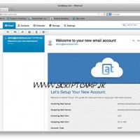 ایجاد سایت سرویس ایمیل دهی Atmail Webmail Client v7.2.0
