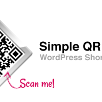 دانلود افزونه کد خوان وردپرس Simple QR Codes