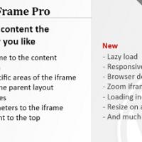 Advanced iFrame Pro نام یک افزونه کارآمد وردپرس