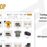 دانلود قالب ووکامرس Bazar Shop v2.2.3