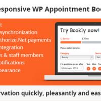 Bookly یک افزونه رزرواسیون تجاری برای سیستم وردپرس