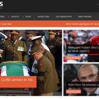 دانلود قالب DailyNews برای جوملا 2.5