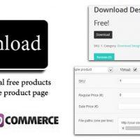 دانلود رایگان Direct Download ووکامرس نسخه 1.15
