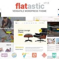 دانلود رایگان قالب Flatastic برای وردپرس