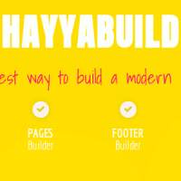 دانلود HayyaBuild v4.0 – WordPress Builder
