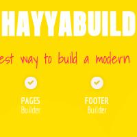 دانلود HayyaBuild v4.0 – WordPress Builder