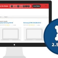 افزونه نوار اطلاعیه JA Promo Bar برای جوملا 2.5 و 3