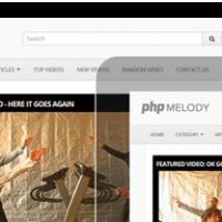 ایجاد سایت اشتراک ویدئو با اسکریپت PHP Melody v2.1