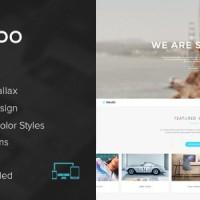 Solido v1.2 قالب تک صفحه ریسپانسیو html