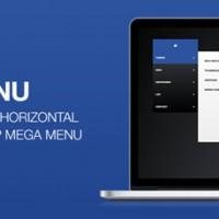 ایجاد مگا منو در وب سایت با اسکریپت TT Menu