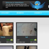 دانلود اسکریپت اشتراک ویدئو Video Watch Pro v1.3.4