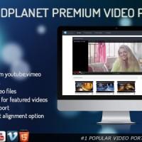 اسکریپت ایجاد وب سایت اشتراک ویدئو Vidplanet v4.0