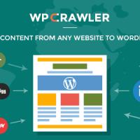 افزونه کپی زدن مطالب سایت به وردپرس WP Content Crawler v1.8.0