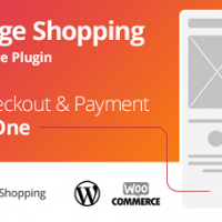 WooCommerce One Page Shopping افزونه کاربردی ووکامرس