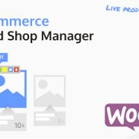 دانلود افزونه WooCommerce Frontend Shop Manager v4.1.5