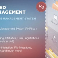 اسکریپت مدیریت فایل Advanced File Management نسخه 3.0