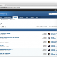 دانلود برترین انجمن ساز جهان IP.Board v3.4.6 +فارسی ساز