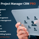 دانلود اسکریپت CodeCanyon – Ultimate Project Manager CRM PRO v1.2