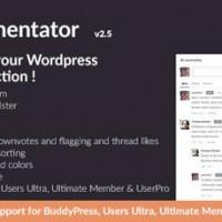 افزونه نظرات پیشرفته وردپرس Commentator نسخه 2.5.2