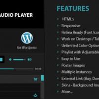 افزونه اجرای موسیقی آنلاین در وردپرس Disk Audio Player نسخه ۱.۶.۴