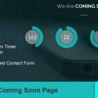 دانلود رایگان قالب صفحه در دست ساخت Blinger به صورت HTML
